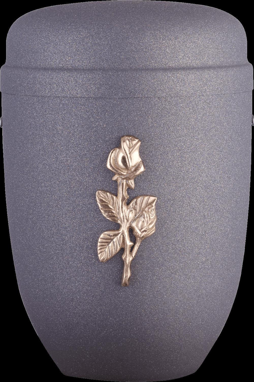 805 RO Stahl | Velour-Antik-Design | Rosenzweig