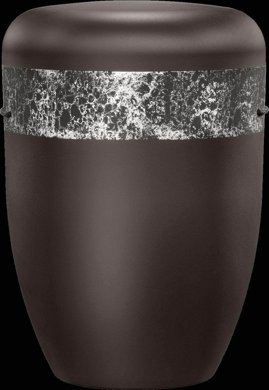 IKT 1360 Anthrazit | Silberband